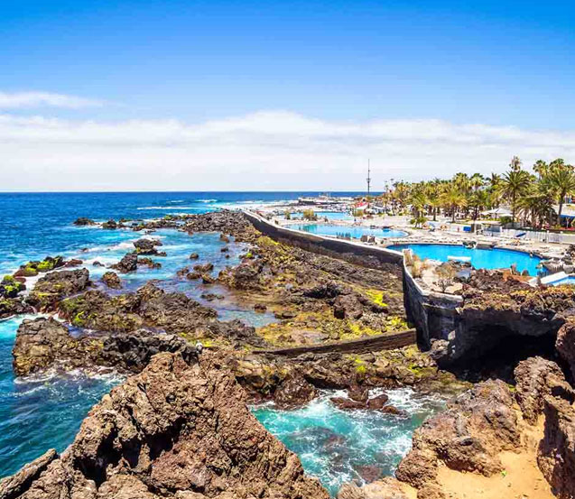 Holidays in the Canary Islands