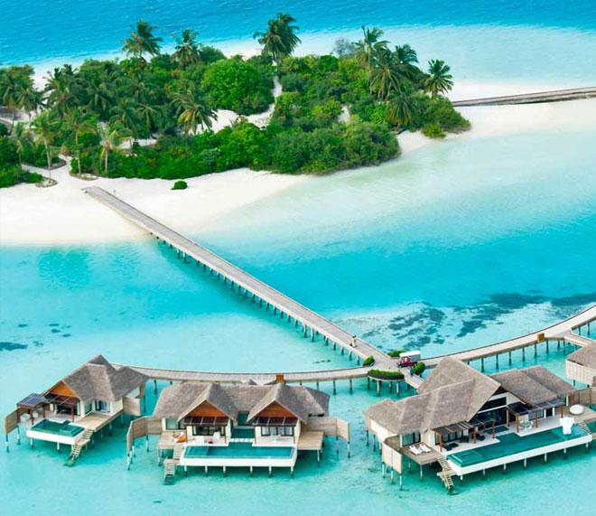 TRIP TO THE MALDIVES ISLANDS